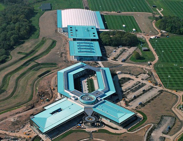 St George's Park is among the 41 facilities across England and Wales that will act as team bases for the nations competing at next year's Rugby World Cup ©Wikipedia