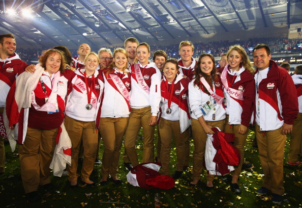 Systems put in place ahead of the Commonwealth Games produced the results, with England topping the medals table for the first time since 1986 ©Getty Images