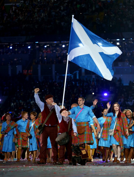 Team Scotland recorded its best ever medal haul at Glasgow 2014, securing 53 medals in total ©Getty Images
