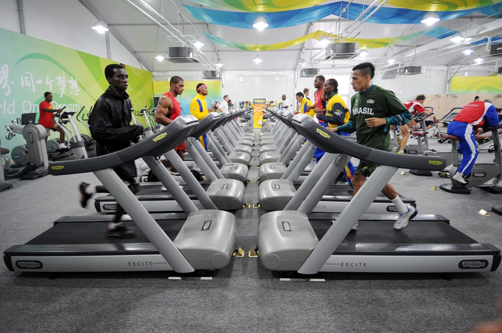 Technogym will supply 1,000 piece of equipment at Rio 2016 ©Technogym
