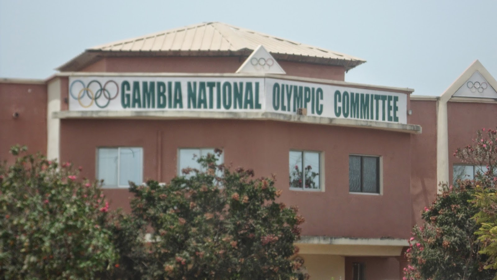 The Gambia National Olympic Committee have been re-opened after it was seized earlier this year by the Government ©GNOC