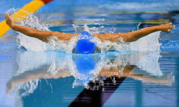 The Northside Swim Center in San Antonio will stage the 2015 World Deaf Swimming Championships ©Getty Images