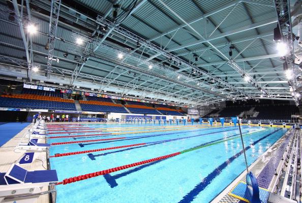 Glasgow to host 2018 european aquatics championships - Glasgow city council swimming pools ...