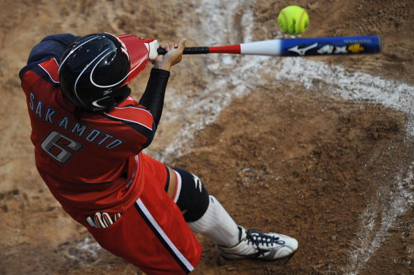 The Women's Softball World Championship will be broadcast live on the internet ©AFP/Getty Images