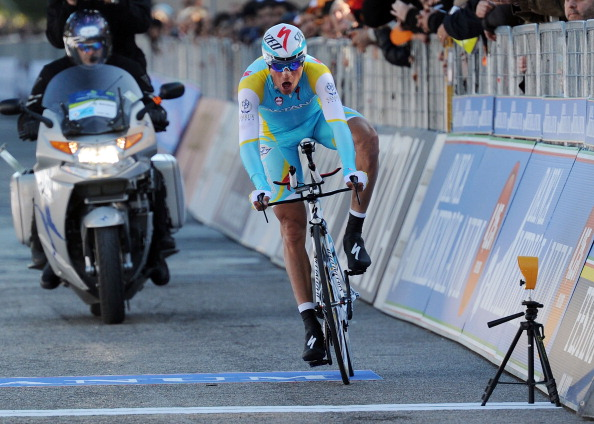 The alleged anti-doping violation dates back to when Roman Kreuziger was riding for the Astana team ©Getty Images