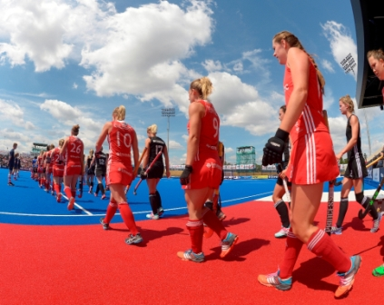 The final countdown to the London 2015 EuroHockey Championships has begun ©England Hockey