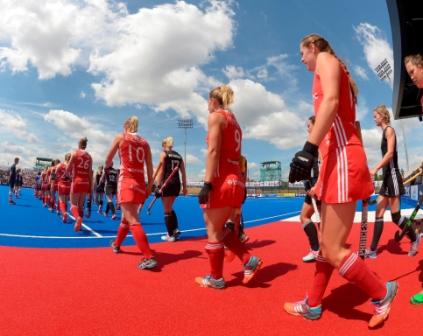 The final countdown to the London 2015 EuroHockey Championships has begun ©England Hockey