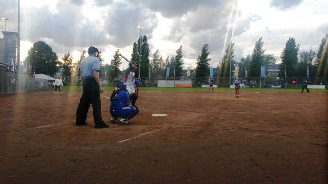 The final stages of the Women's Softball World Champinships in Haarlem will be broadcast to large audiences in the US and Japan after new deal announced ©Haarlem 2014