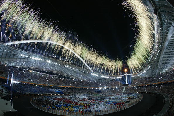 The legacy of the Athens 2004 Olympic Games is more positive than many believe ©Getty Images