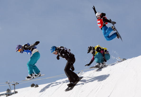 The slopes of La Molina will host the 2015 Para-Snowboard World Championships ©Getty Images