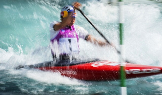 Toronto 2015 organisers have announced the venue for canoe and kayak-slalom at next year's Games ©Getty Images
