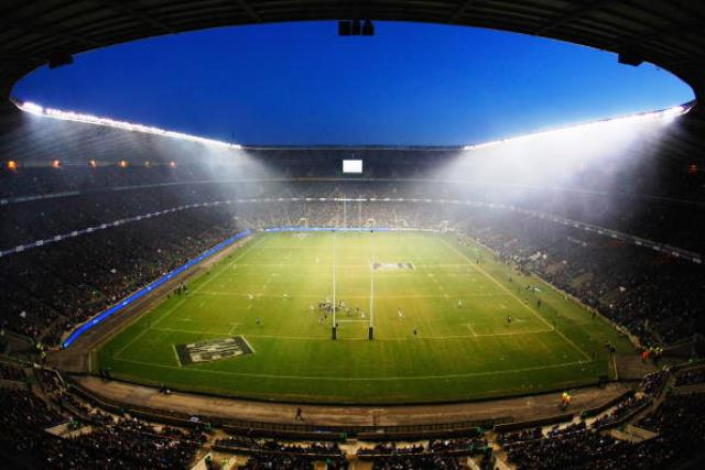 Twickenham Stadium will host the inaugural European Rugby Champions Cup final in 2015 ©Getty Images