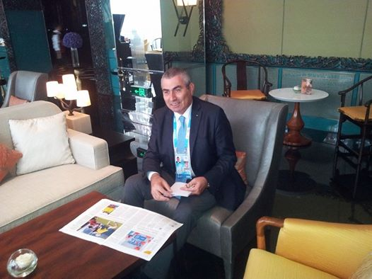 Ugur Erdener is confident about the prospects of an Istanbul 2024 bid being launched ©ITG