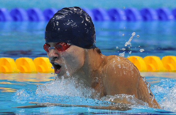 Yevheniy Bohodayko helped the Ukraine on its way to five gold medals on day two of the IPC Swimming European Championships ©Getty Images