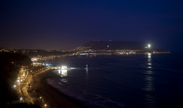 The masterplan is to turn Lima into a sporting hub ©AFP/Getty Images