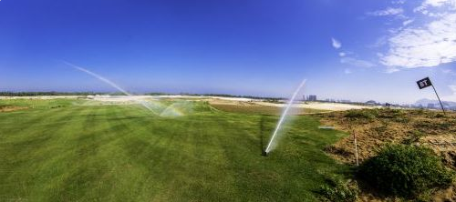A cautiously optimistic summary of preparations for the Rio 2016 golf competition has been provided ©Rio 2016/Alex Ferro