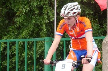 Annefleur Kalvenhaar died a day after crashing during a qualifying race ©annefleurkalvenhaar.nl