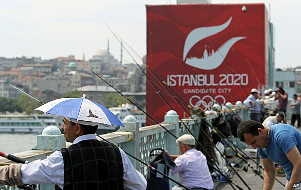 Turkish Olympic Committee President Uğur Erdener claims there is widespread support in the country for another Olympic bid from Istanbul ©AFP/Getty Images