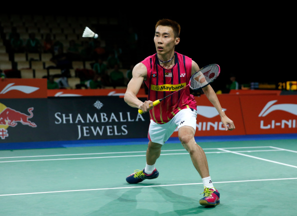 Lee Chong Wei is through to the second round of the 2014 Badminton World Championships ©Getty Images