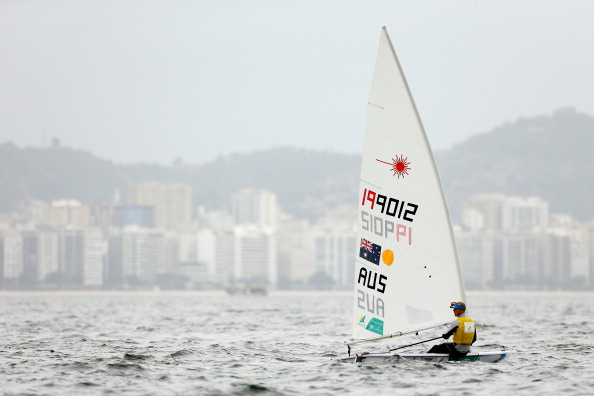 Praise but more work to do, is the verdict of the ISAF after the first Rio 2016 test event ©Getty Images