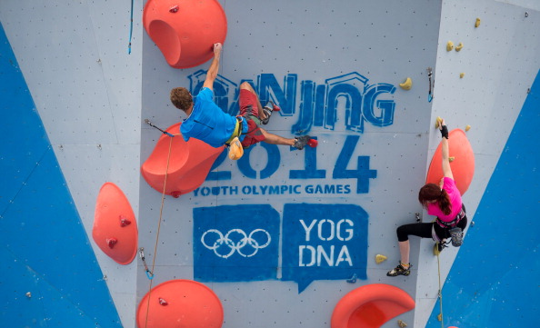 Sport Climbing is optimistic for its future inclusion in the Olympic Games ©Getty Images