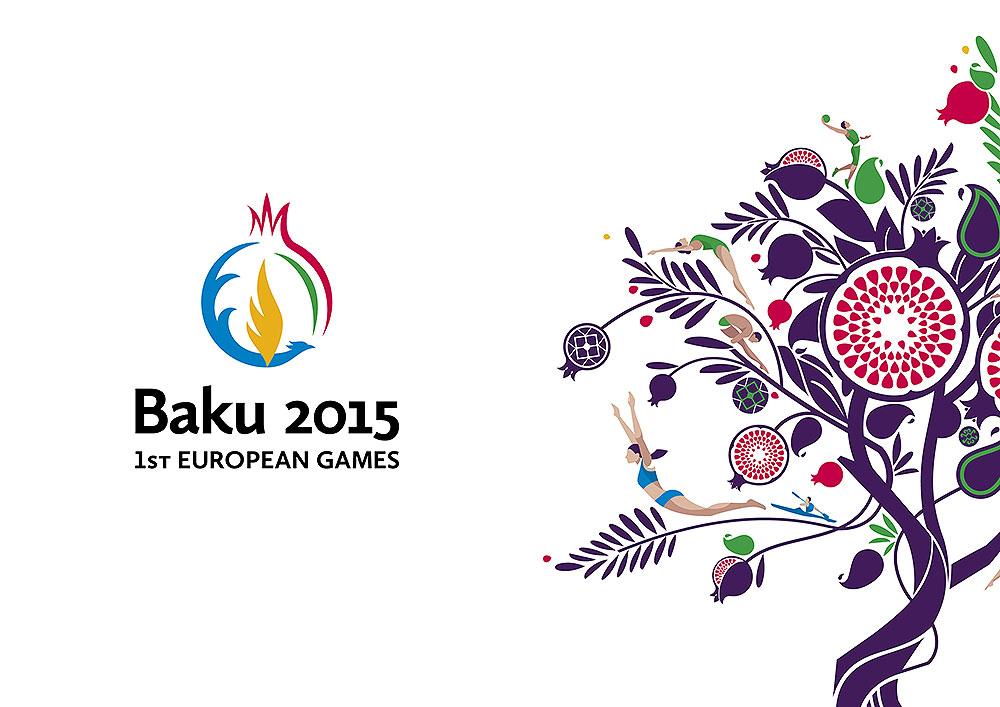 The new look aims to encapsulate both Azerbaijan and elite sport ©Baku 2015