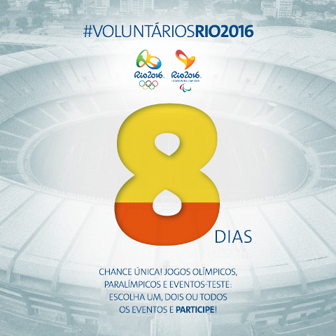 Rio 2016 will offer many volunteers the one-in-a-lifetime chance to work at the Olympics and Paralympics ©Getty Images