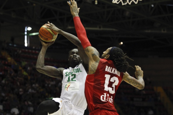 Senegal have claimed their first win on the world stage since 1998 at this year's Basketball World Cup ©Getty Images