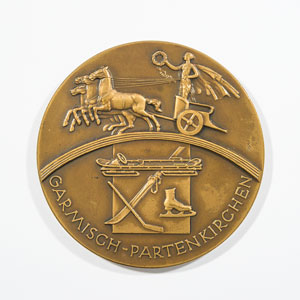 A number of rare Olympic medals are due to go on sale as part of a live auction event in Boston next week ©RR Auction