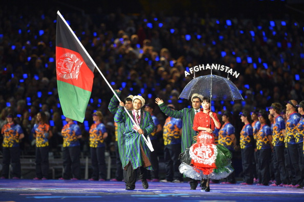 Afghanistan National Olympic Committee President Fahim Hashimy has spoken about sport's ability to unite the nation ©AFP/Getty Images