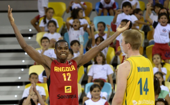 Angola's win over Australia is being investigated by the International Basketball Federation ©AFP/Getty Images