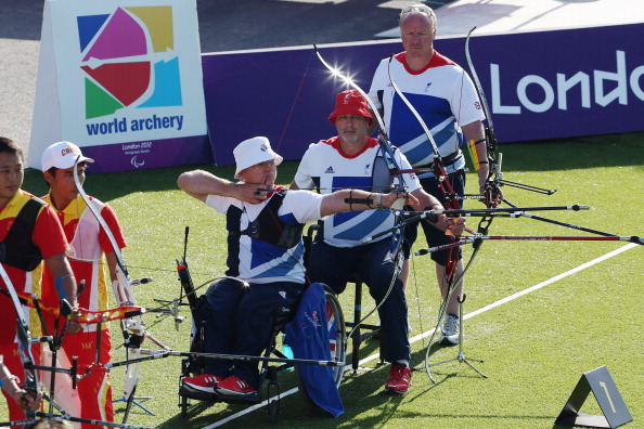 Archery GB is looking for a new crop of talent to bring medal glory at the Rio 2016 Paralympic Games ©Getty Images