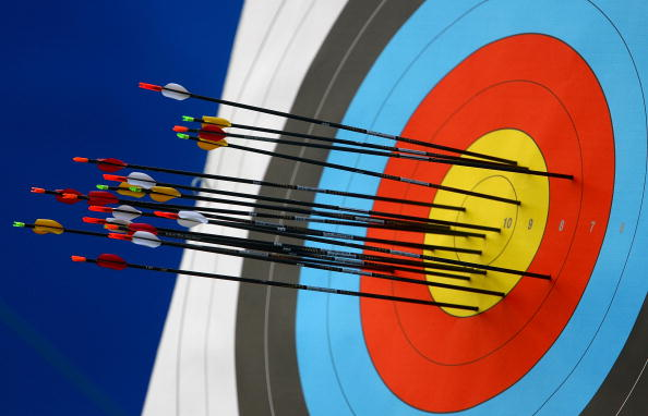 Archery is on target for growth in Rwanda after a distribution of Olympic standard equipment ©Getty Images