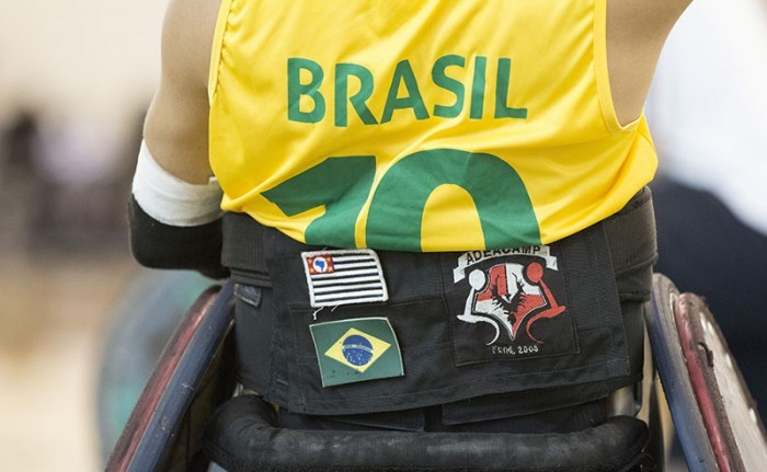 Brazil have won the 2014 Big Maximus Championships in Niteroi, Brazil ©Chelsea Jerome/IWRF
