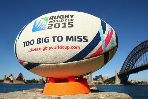 Brett Gosper is confident that Rugby World Cup 2015 will be a record-breaker, with good transaction numbers seen around the ticketing websites following their launch on Friday ©Getty Images