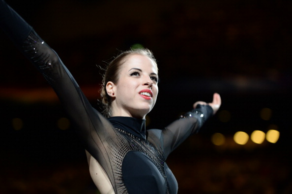 Carolina Kostner will go before Italian Olympic Committee officials on Friday in connection with the doping of her former boyfriend Alex Schwazer ©Getty Images