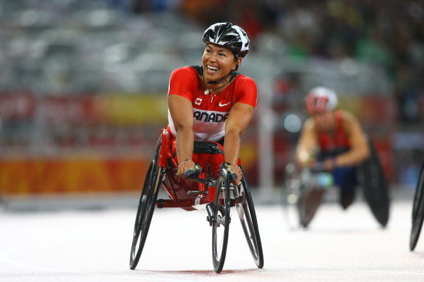 Chantal Petitclerc has been revealed as Canada's Chef de Mission for the Rio 2016 Paralympics ©Getty Images