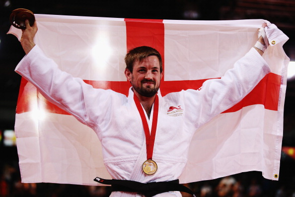 Colin Oates is among the top judoka preparing to compete in Croatia this weekend ©Getty Images