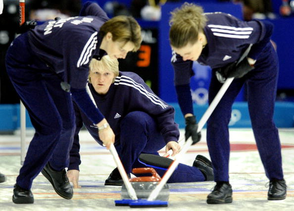 Curling is the one sport in which the entire Great Britain team has always been Scottish ©Getty Images