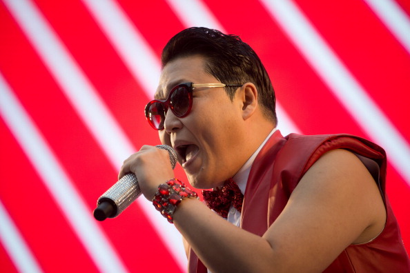 DJ PSY will be among the performers at the Incheon 2014 Opening Ceremony ©AFP/Getty Images