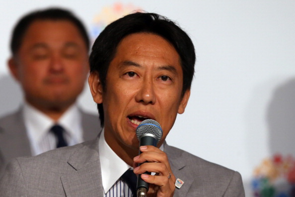 Daichi Suzuki will lead the Athletes' Commission for Tokyo 2020 ©Getty Images