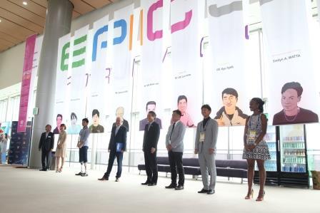 Delegates at the 2nd Epics Forum in Gwangju ©Gwangju 2015