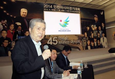 Executive director Lim Kwon-Taek is confident with preparations for both ceremonies ©Incheon 2014