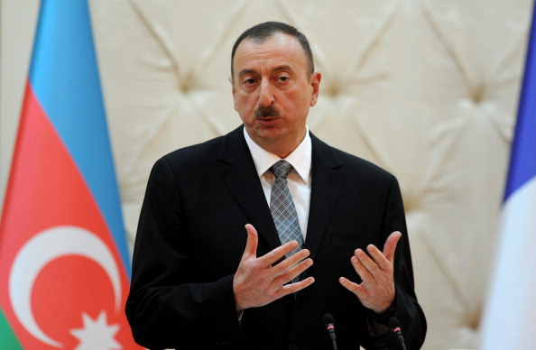 Ilham Aliyev (pictured), President of the Republic of Azerbaijan, discussed preparations for Baku 2015 with Patrick Hickey, President of the European Olympic Committees