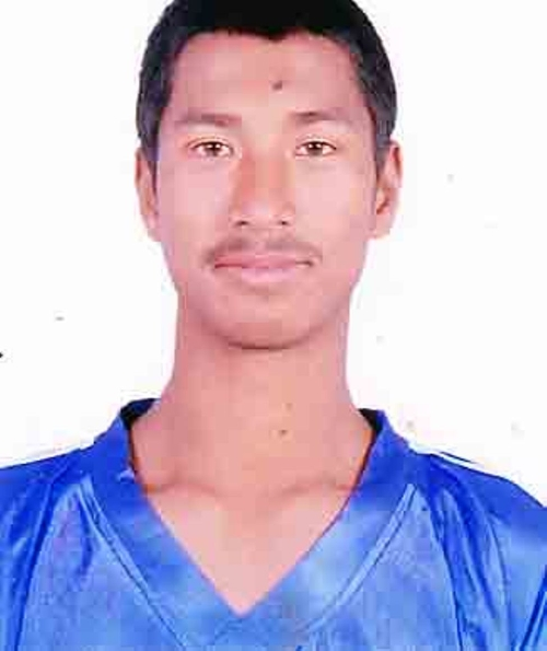 Aman Pode is the Nepalese sepak takraw player to have gone missing ©Incheon 2014