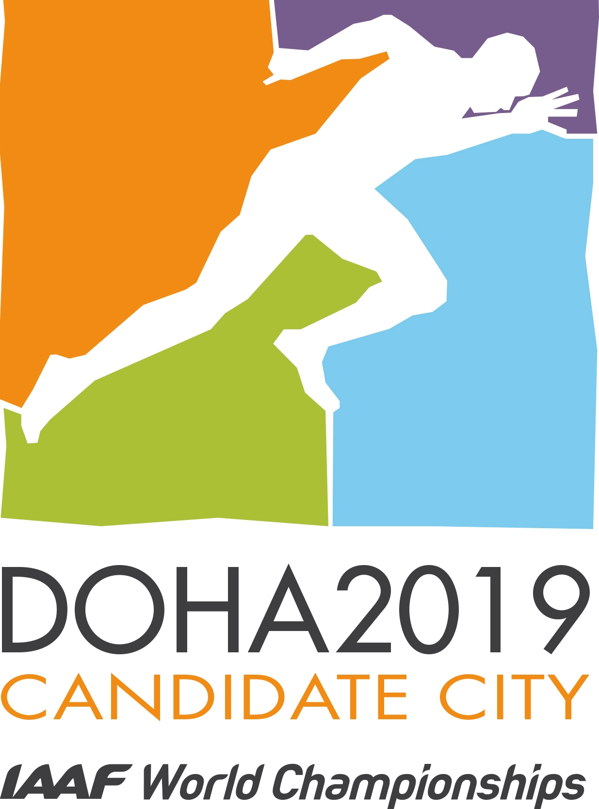 Doha will face rivals Barcelona and Eugene in its bid to host the 2019 IAAF World Championships ©Doha 2019