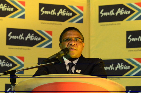 South African Sports Minister Fikile Mbalula has promised that the Government is behind Durban's bid to host the 2022 Commonwealth Games ©Getty Images