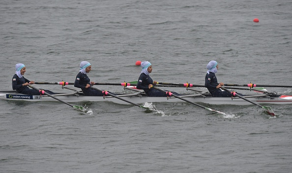Countries like Iran have launched rowing development programmes but the fear is that they will be not be able to compete with powerhouses New Zealand and Australia if they are allowed to enter the Asian Games  ©AFP/Getty Images