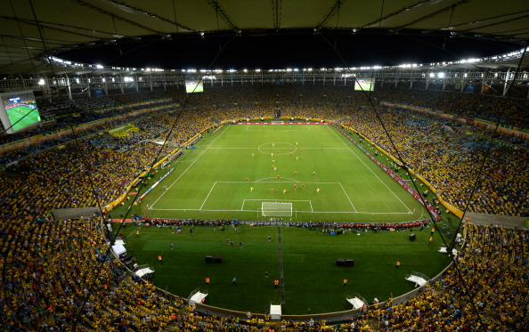 Maracanã, which will host the Rio 2016 Opening and Closing Ceremony, will also host the showpiece football matches according to the reports ©AFP/Getty Images