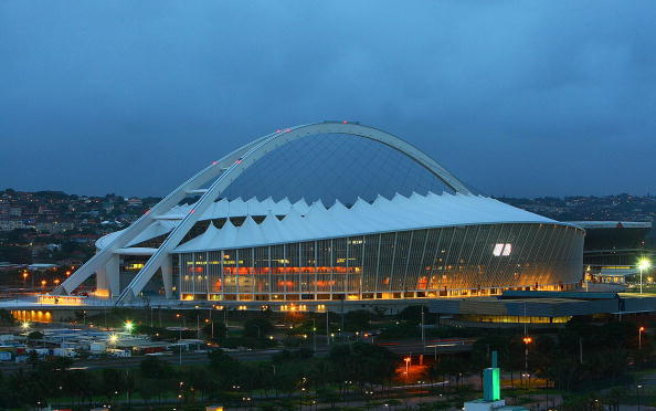 The Moses Mabhida Stadium will be the centrepiece if Durban is chosen to host the 2022 Commonwealth Games ©Getty Images